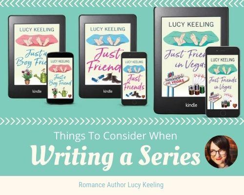 #Romance Author