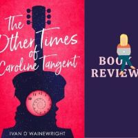 #BookReview The Other Times of Caroline Tangent