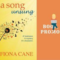 #bookPromo #BookTour A Song Unsung @FiBee49 #WhattoRead