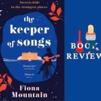 #BookReview The Keeper of songs @FionaMountain