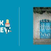 #BookReview The Little Blue Door