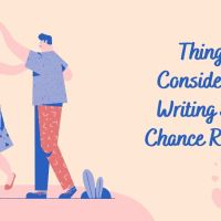 Things To Consider When Writing Second Chance Romance #amwriting